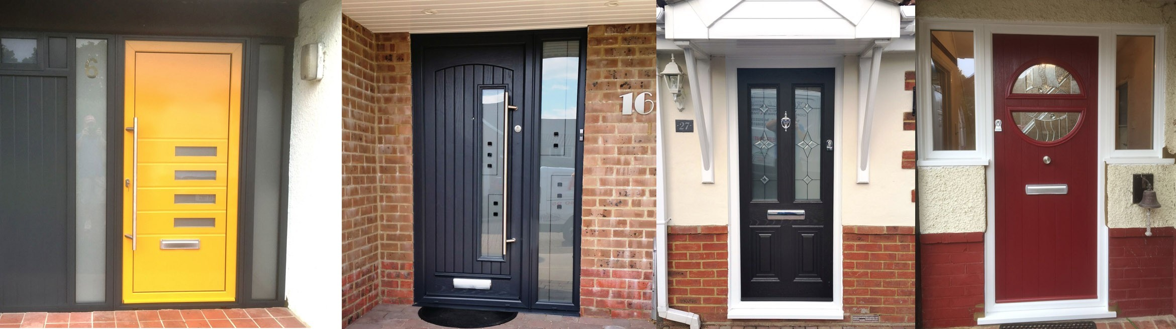 Doors installed by Crittall, Kent