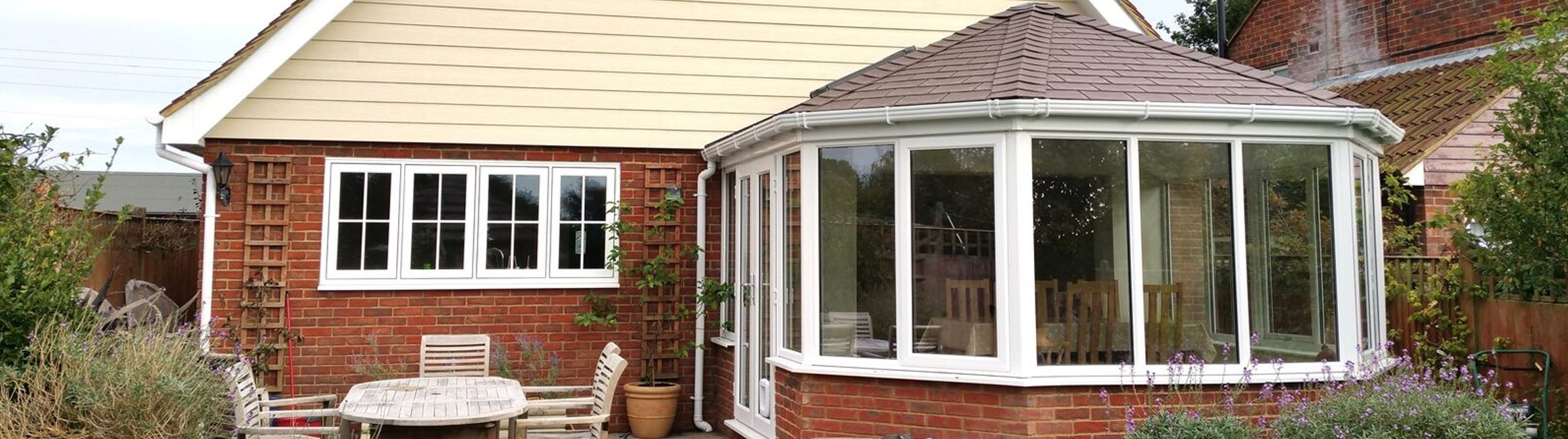 PVCU Conservatory Installation Services, Kent and Sussex